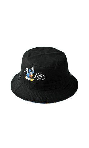 fa3048b6af6 Vans Disney Reversable Bucket Hat Donald Duck - Fuel Clothing - 1 ...