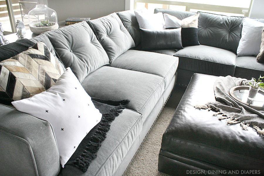 Incredible Sectional Sofa Arhaus ...