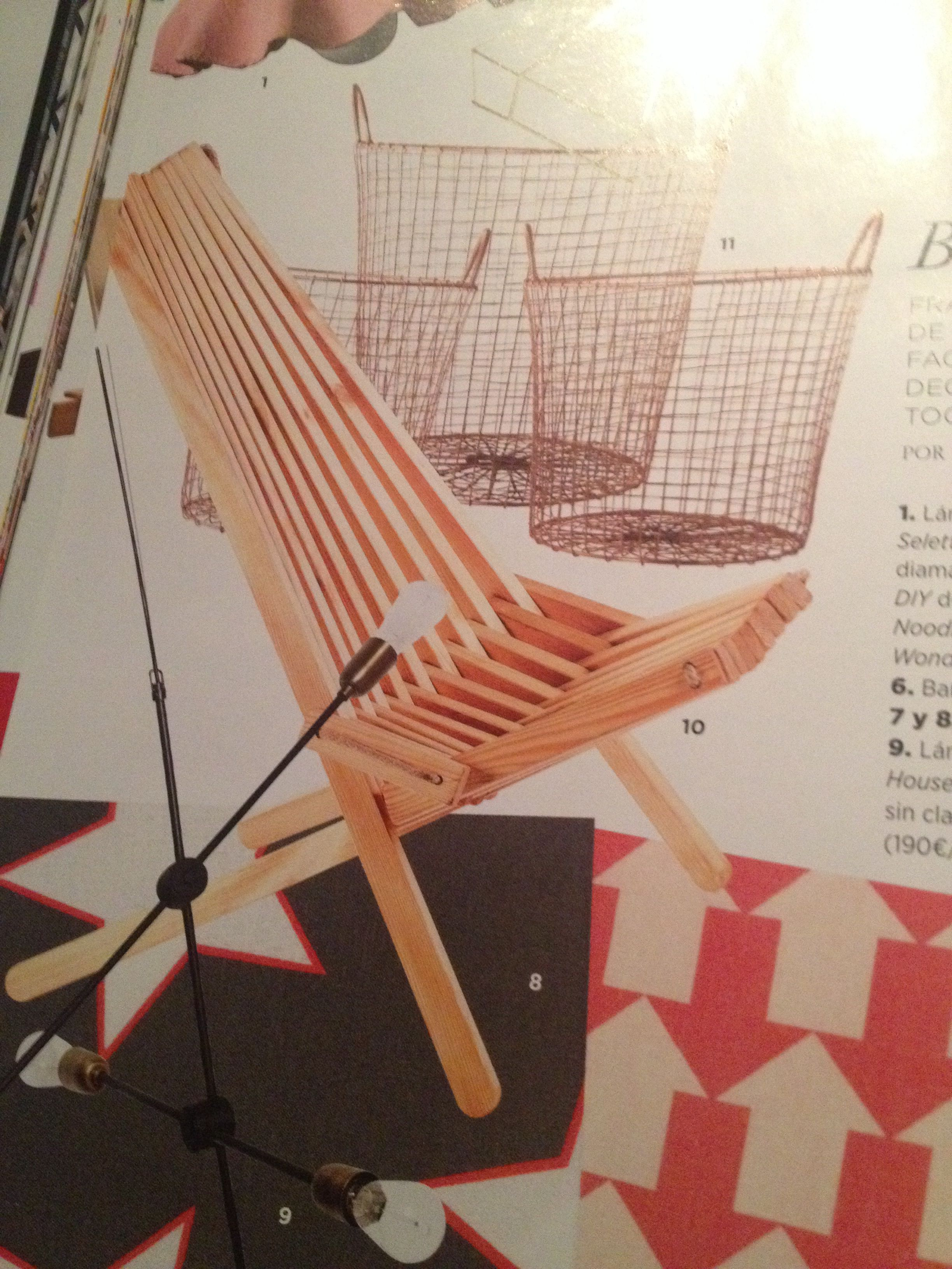 Stuhl Ecochair von ecofurn | DIY | Pinterest | Stuhl