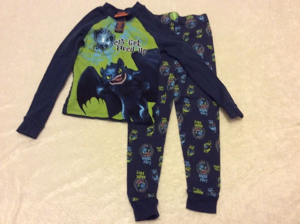Dreamworks pajamas how to train your dragon boys 4 100 cotton long dreamworks pajamas how to train your dragon boys 4 100 cotton long sleeve navy ccuart Image collections