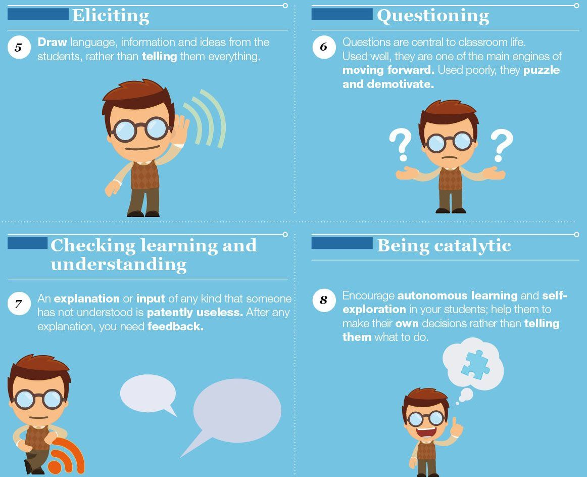 Esl Teaching Tips 5 8 By Cambridge University Press Elt