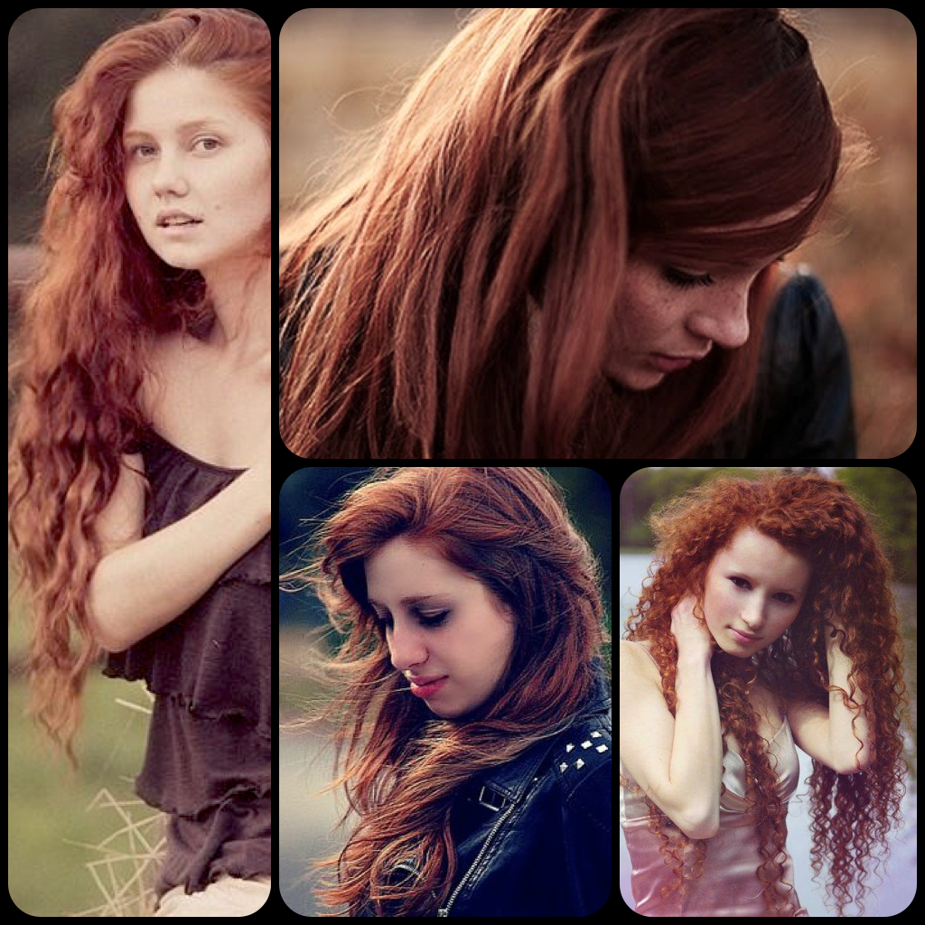Hair Color Inspiration Amp Formulation For Rooibus Red