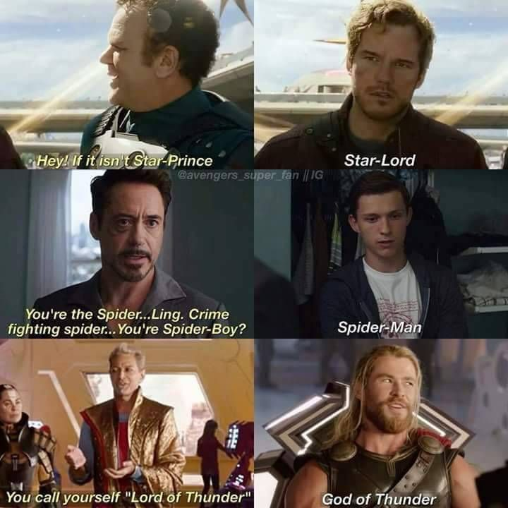 Marvel funny | Marvel funny, Marvel jokes, Funny marvel memes