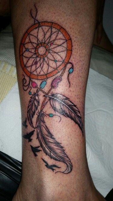 Atrapasueños En La Pierna Tatuajes Atrapasueños Diseños Del Tatuaje Del árbol Tatuajes