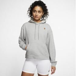 Photo of NikeCourt Tennis-Hoodie für Damen – Grau Nike