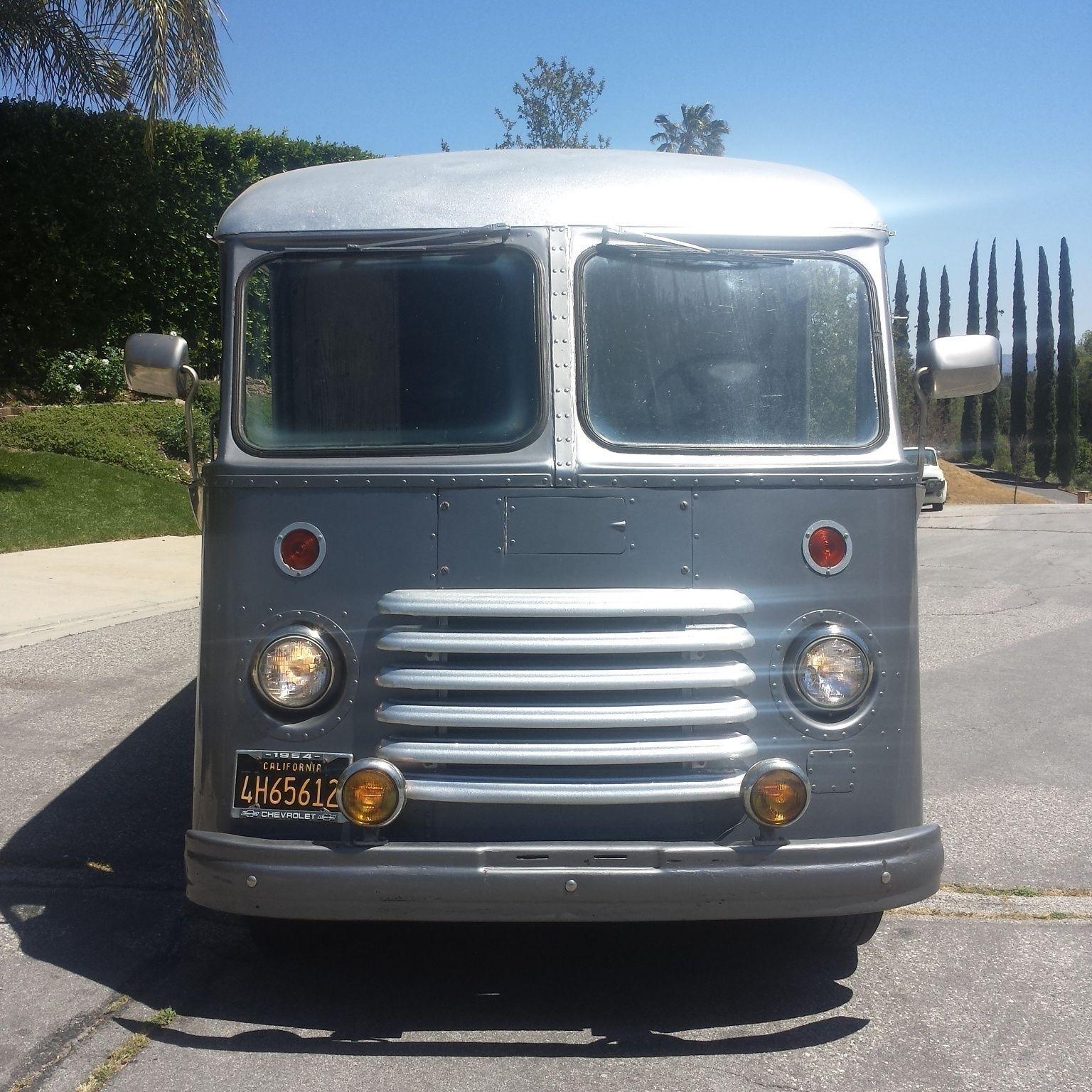 chevrolet other van delivery trucks step van vans. Black Bedroom Furniture Sets. Home Design Ideas