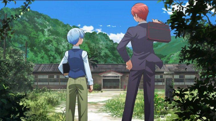 Assassination Classroom Movie 365 Nichi No Jikan BD Bluray