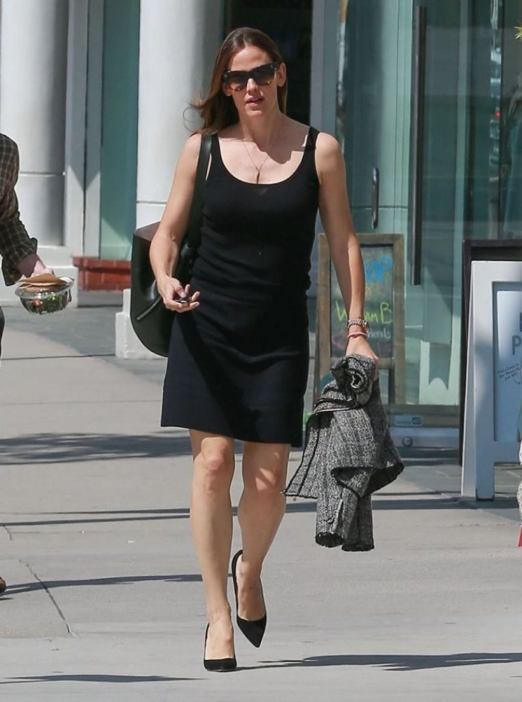 Jennifer garner in black mini skirt brentwood nude (83 photo), Tits Celebrity pic