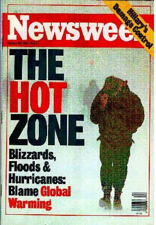 Image result for global warming blizzard magazine cover