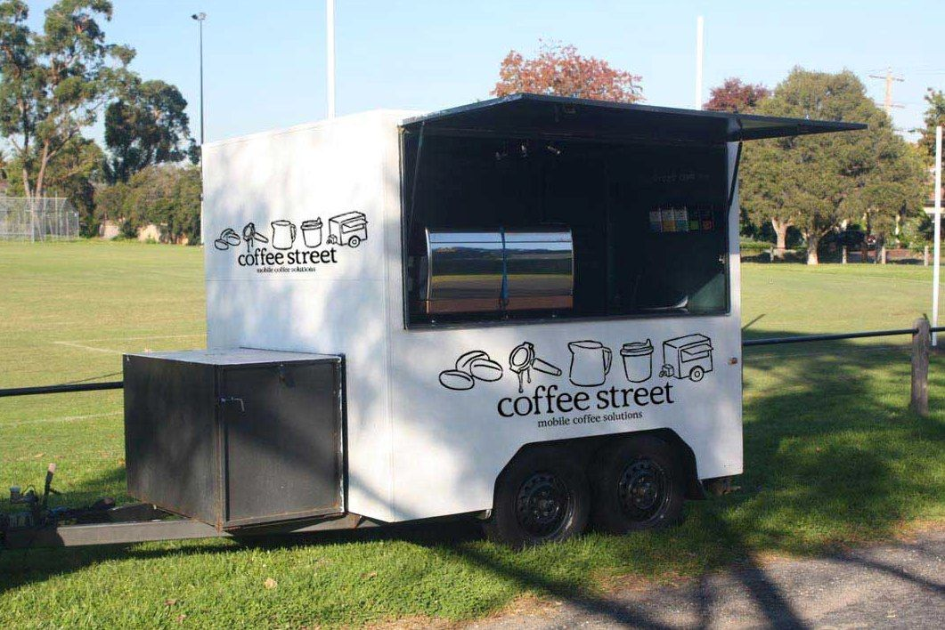 Coffeestreet mobile coffee solutions event and
