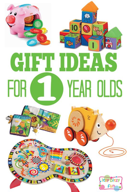 Gifts for 1 Year Olds | 1 year old christmas gifts, Toys ...