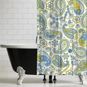 Incroyable Vintage Looking Shower Curtains Pmcshop With Regard To Sizing 850 X 954  Vintage Rodeo Shower Curtain   Bathrooms Do Not Always Offer Many  Opportunities To
