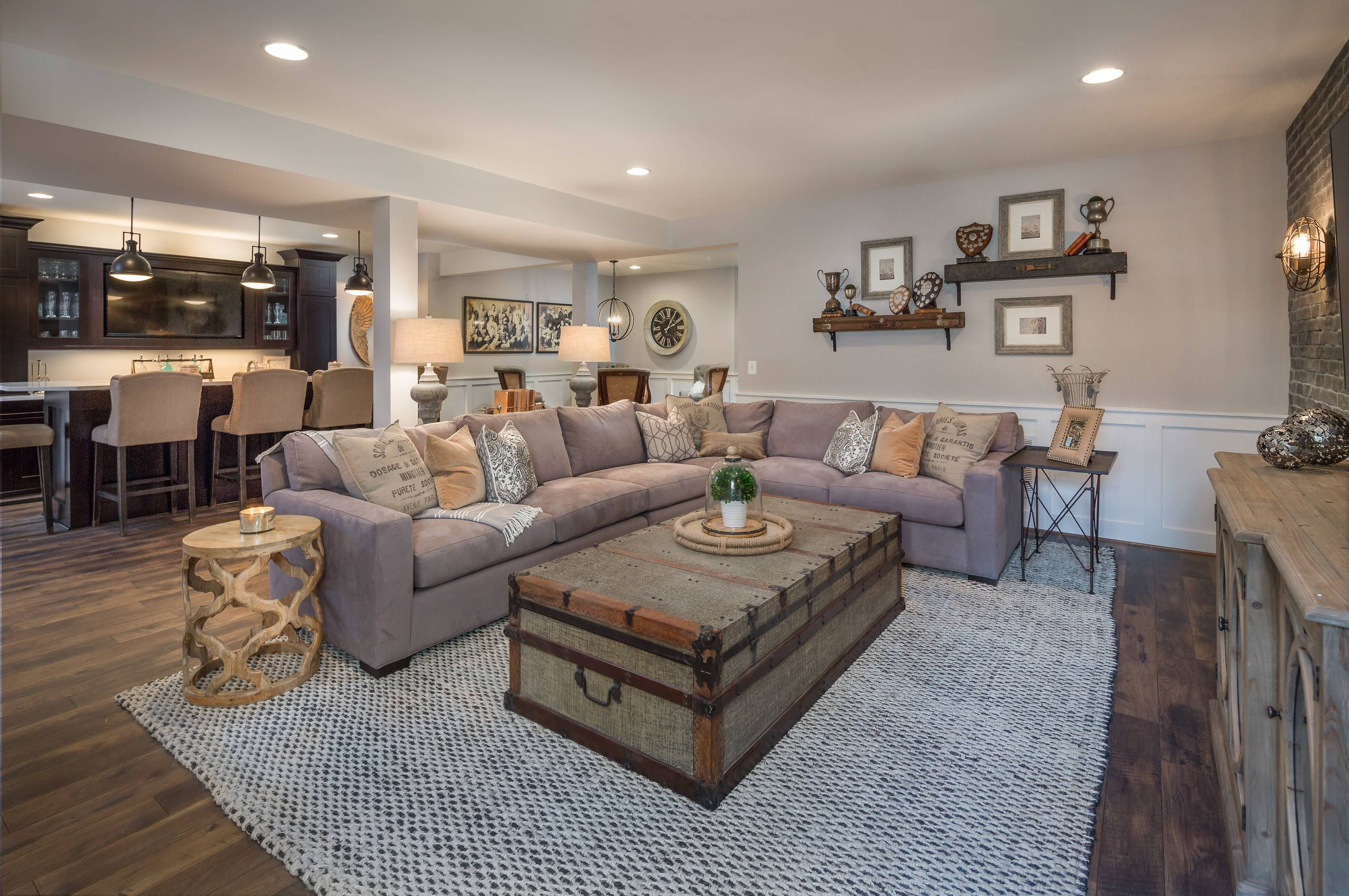 16 charmingly sophisticated design ideas for a basement on smart man cave basement ideas id=70197