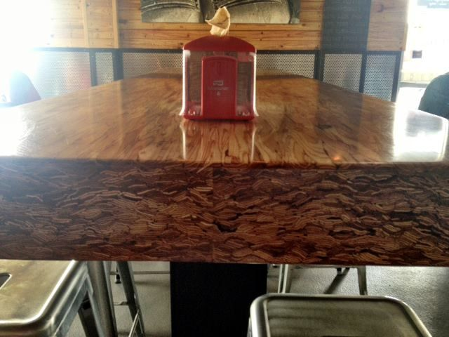 Burger Fi Paralam Table We Love Paralam Furniture