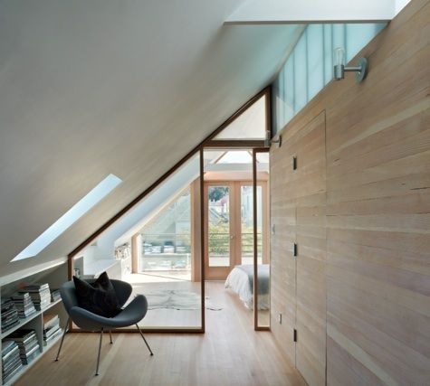 Architect Visit Mork Ulnes In San Francisco On The Aia Tour Victorian Homes Home Loft Spaces