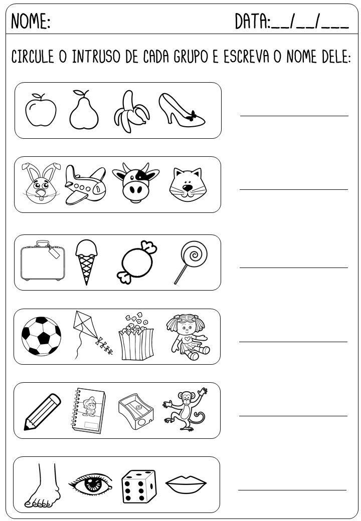 Criar Recriar Ensinar 2020 Atividades De Alfabetizacao