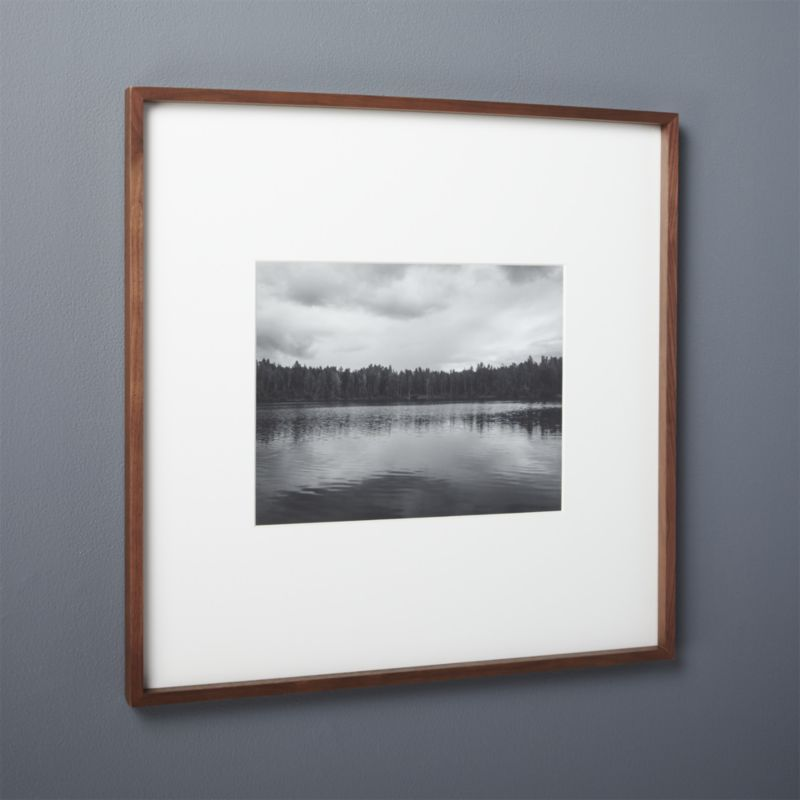 gallery walnut 11x14 picture frame | Pinterest