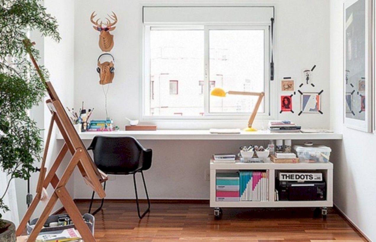 42 Best Home Office Window Design Ideas For Fun Work | Window design ...