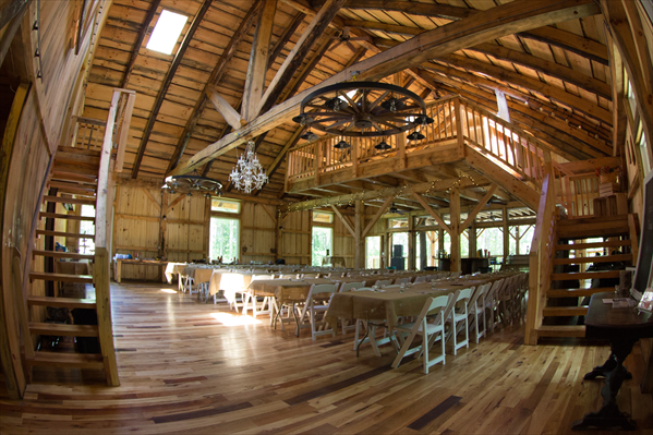 The Grand Barn (at The Mohicans) - Cleveland/Northeast Ohio
