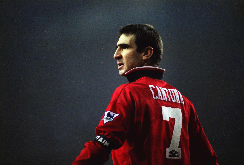 Eric cantona manchester united home eric cantona jersey eric cantona manchester united f.c. Eric Cantona à Manchester United - il était un roi   Eric ...