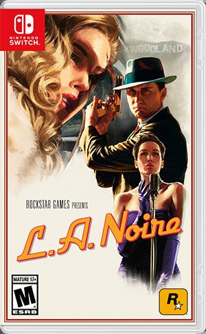 L.A. Noire for Nintendo Switch Nintendo Game Details