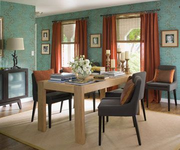 Multiuse Dining Room Makeover Beautiful Dining Rooms