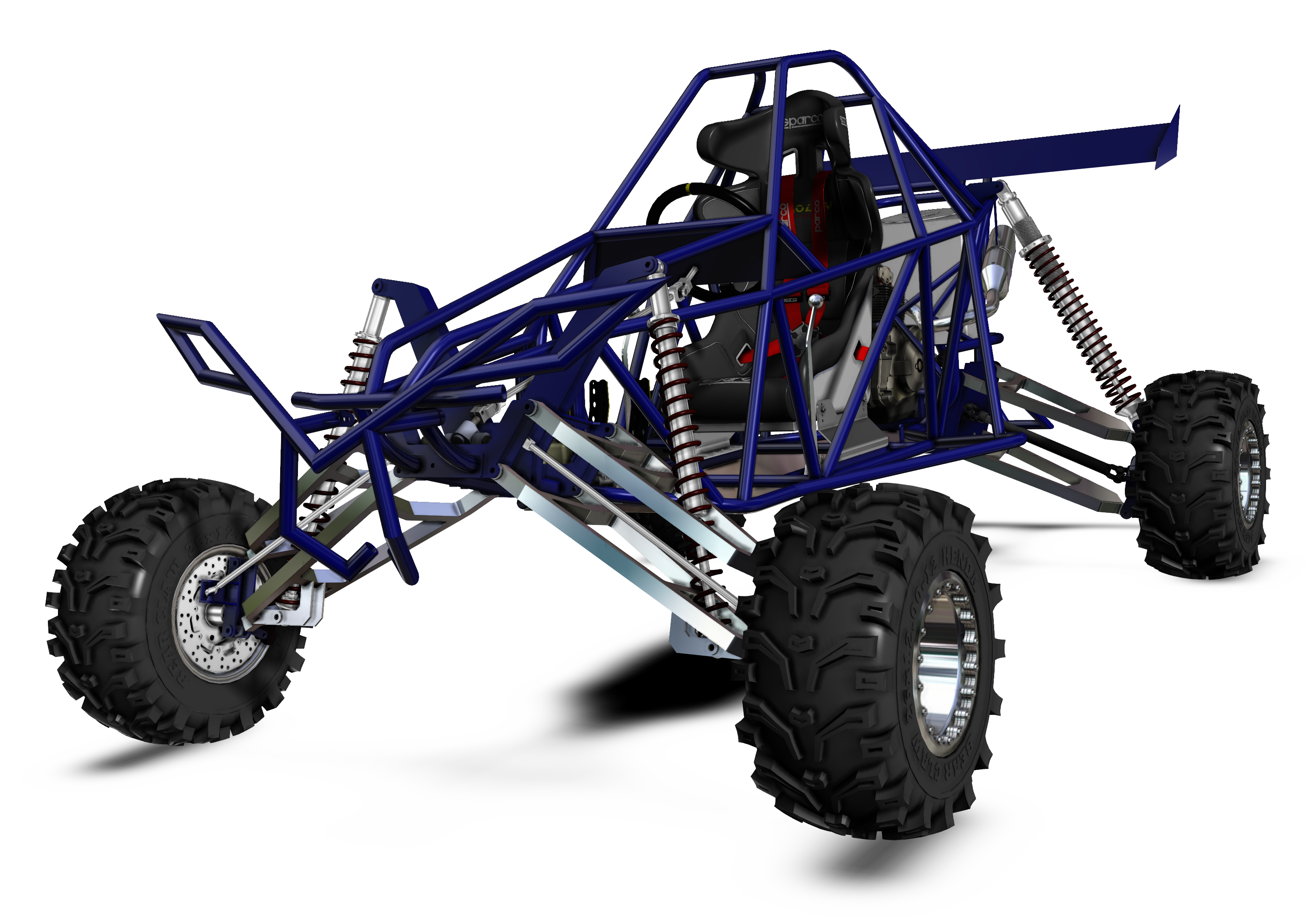 Cross Buggy Plans