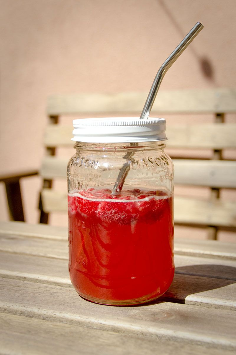 Mason jars for your drinks!