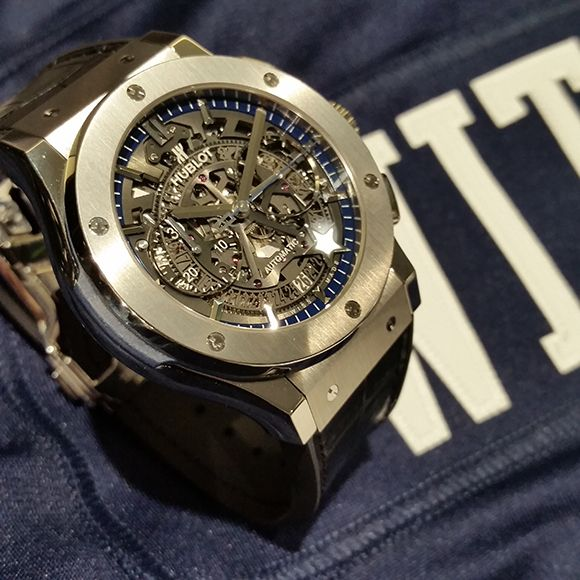 Hublot Dallas Cowboys Collection | NorthPark Center