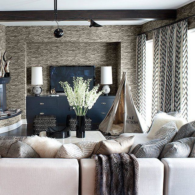 Kourtney Kardashians Home Inspiration Jeff andrews House and