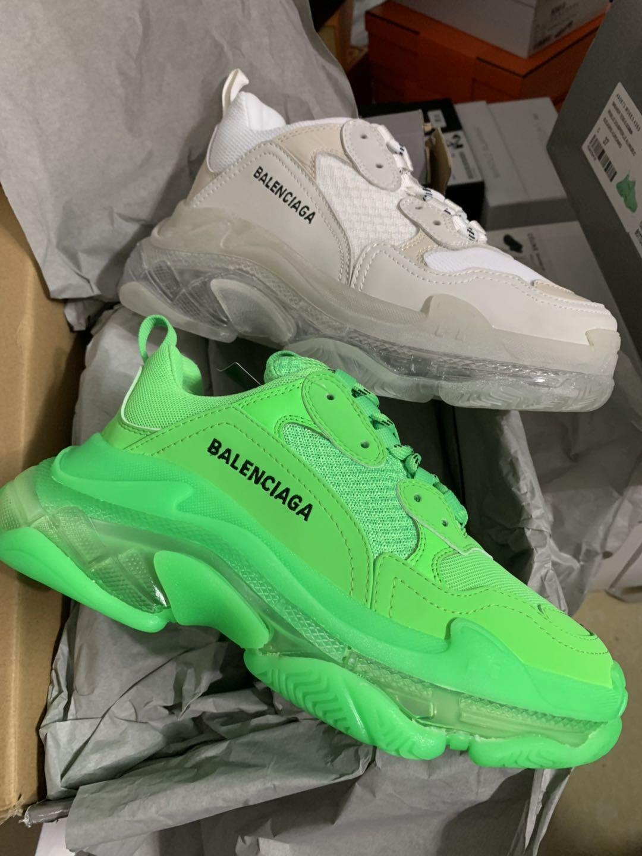 Balenciaga triple s sneakers woman man