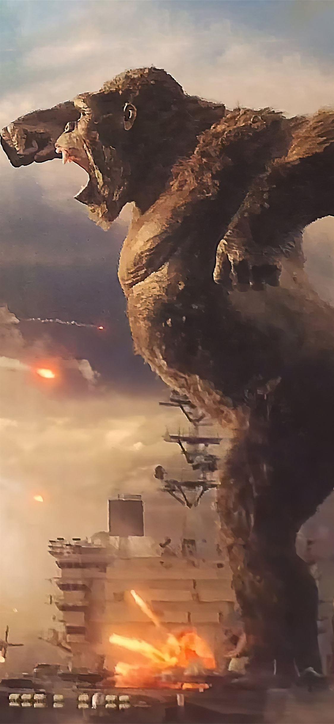 43+ Godzilla wallpaper iphone high quality