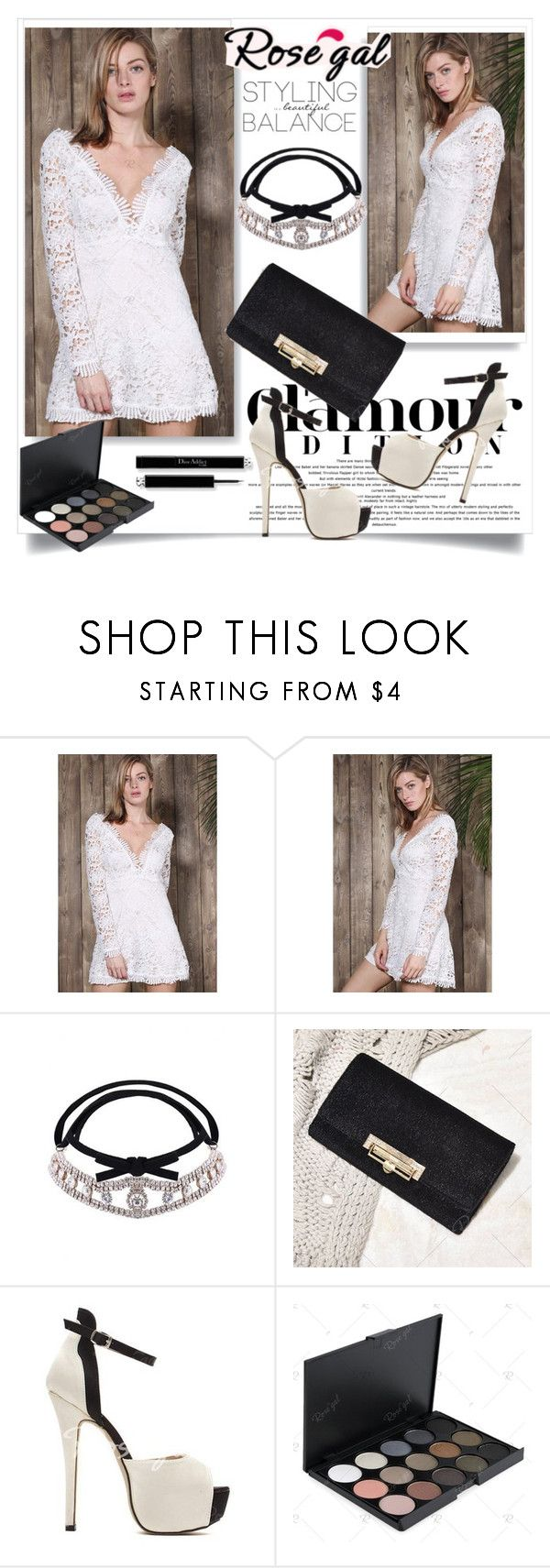"""""""Fashion"""" by fashionb-784 ❤ liked on Polyvore featuring fashionable and rosegal"""