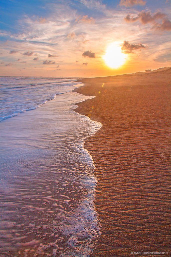 Pantai Jatimalang Purworejo : pantai, jatimalang, purworejo, Pantai, Jatimalang,, Purworejo, Central, Java,, Beach,, Sunset