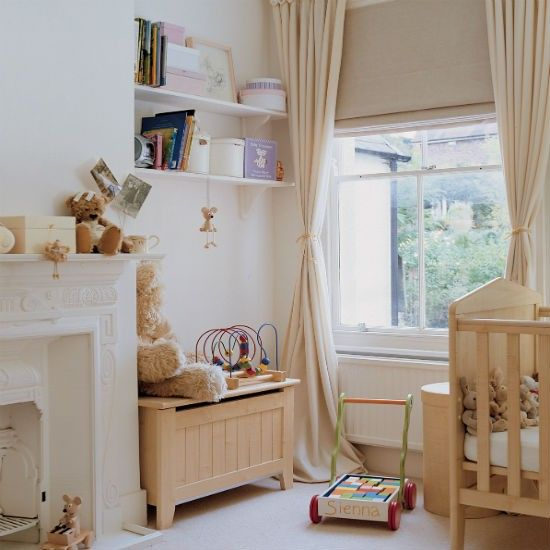 Nursery decorating ideas – Nursery furniture – Nursery wallpaper ...