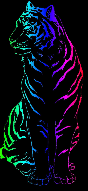 Animalwallpaperbathroom Tierkunst Fantasie Tiere Bilder