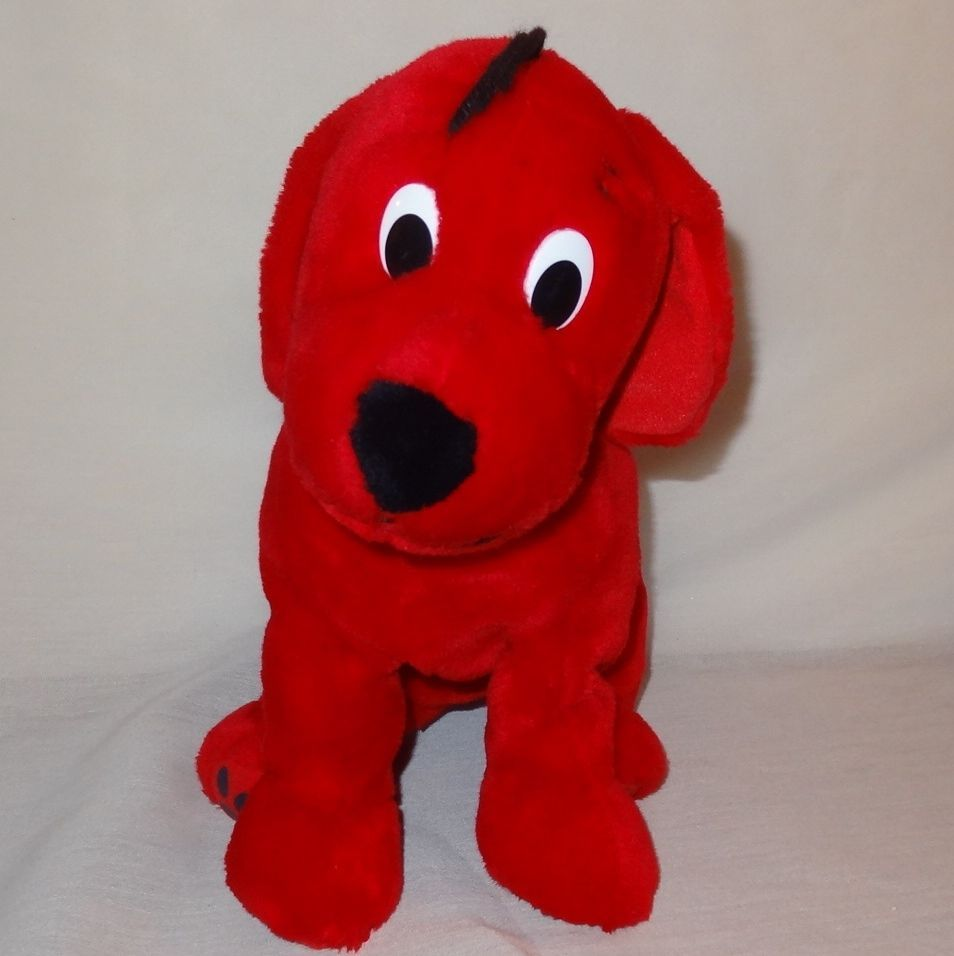 Clifford Big Red Dog Kohl S Cares For Kids Plush Stuffed Animal 12