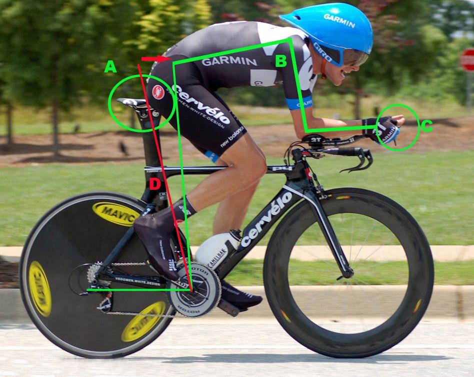 Bicycle Position Discussion Tt Vs Tri Triathlon Bike Mountain