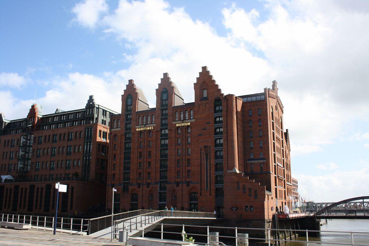 Maritimes Museum Hamburg, Foto Birgit Puck Wspomnienia