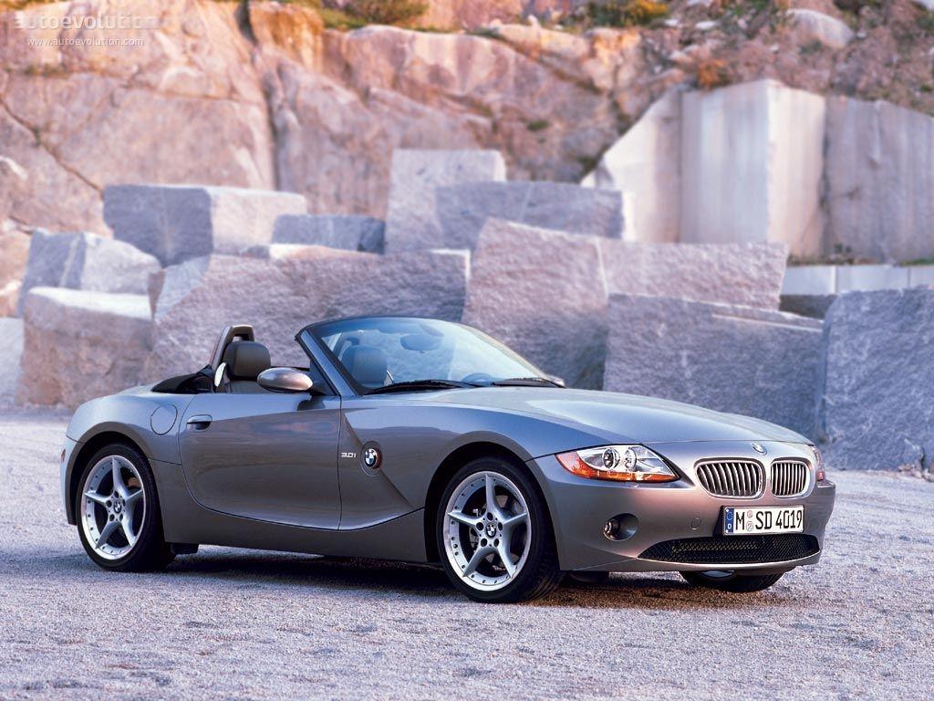 Bmw Z4 E85 2002 2003 2004 2005 2006 Bmw Z4 Bmw Bmw Z4 Roadster