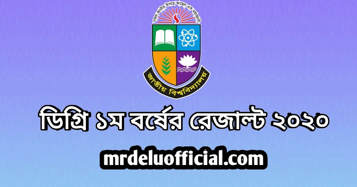 degree 3rd year routine 2019,degree result 20192020