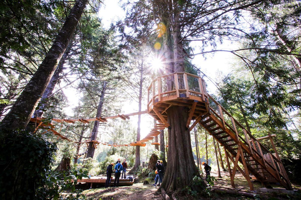 This Oregon Coast Adventure Park Belongs On Your Oregon Bucket List Oregon Coast Lincoln City Oregon Oregon