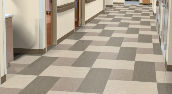 Using VCT Flooring You Can Create Highly Styled, Durable