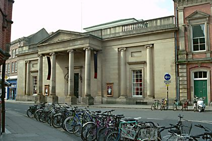Assembly Rooms at York, Lord Burlington
