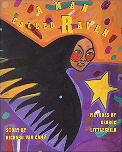 A Man Called Raven (Dogrib, Northwest Territories of
