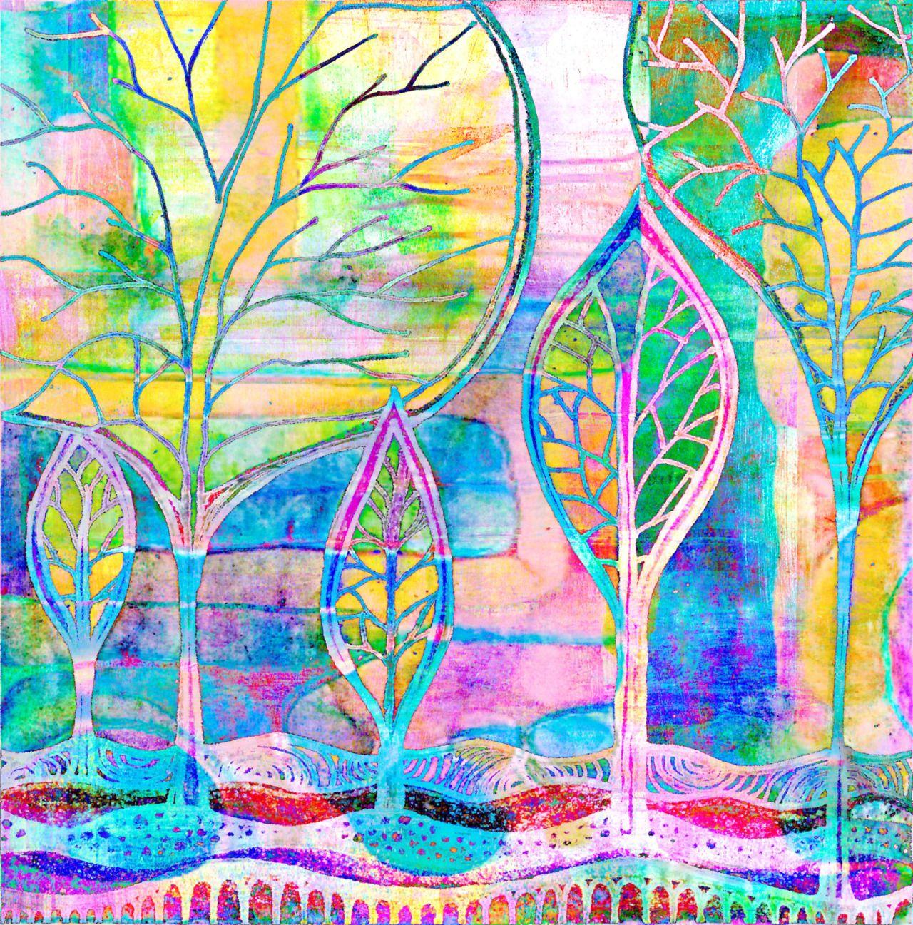 Everwood by Robbin Mead