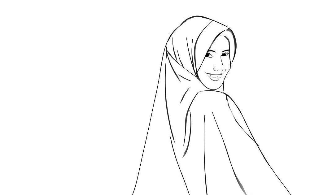 34 Gambar Sketsa Kartun Muslimah Bercadar Gambar Lukisan Kartun Muslimah Cikimm Com Download Kartun Muslimah Kartun Muslimah Instagra Di 2020 Kartun Sketsa Gambar