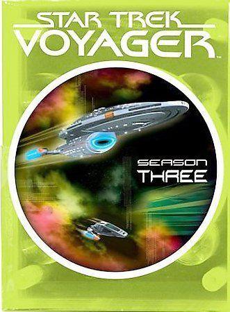 STAR TREK:VOYAGER COMPLETE THIRD