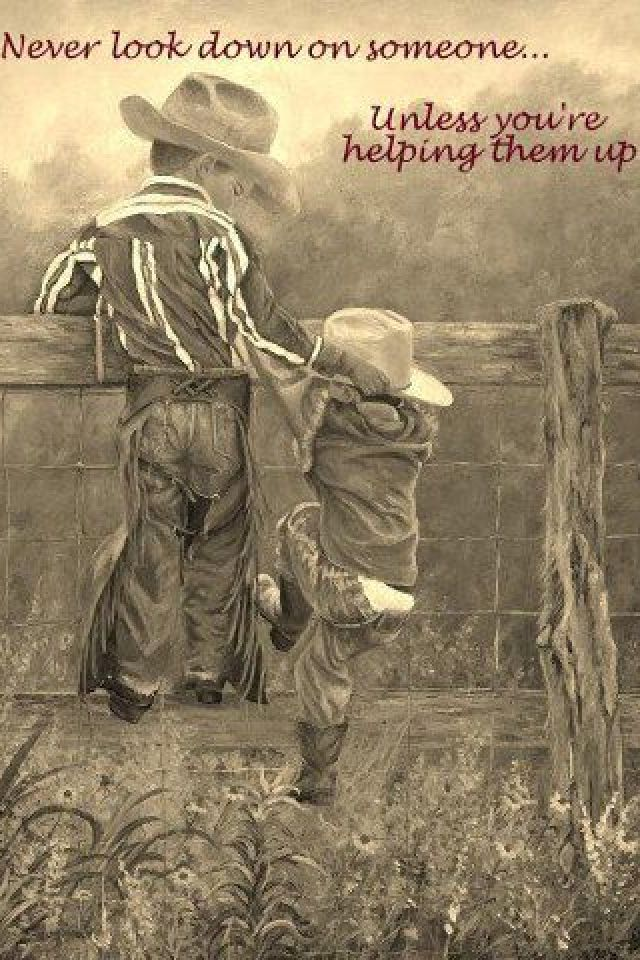 Help others #cowboysandcowgirls