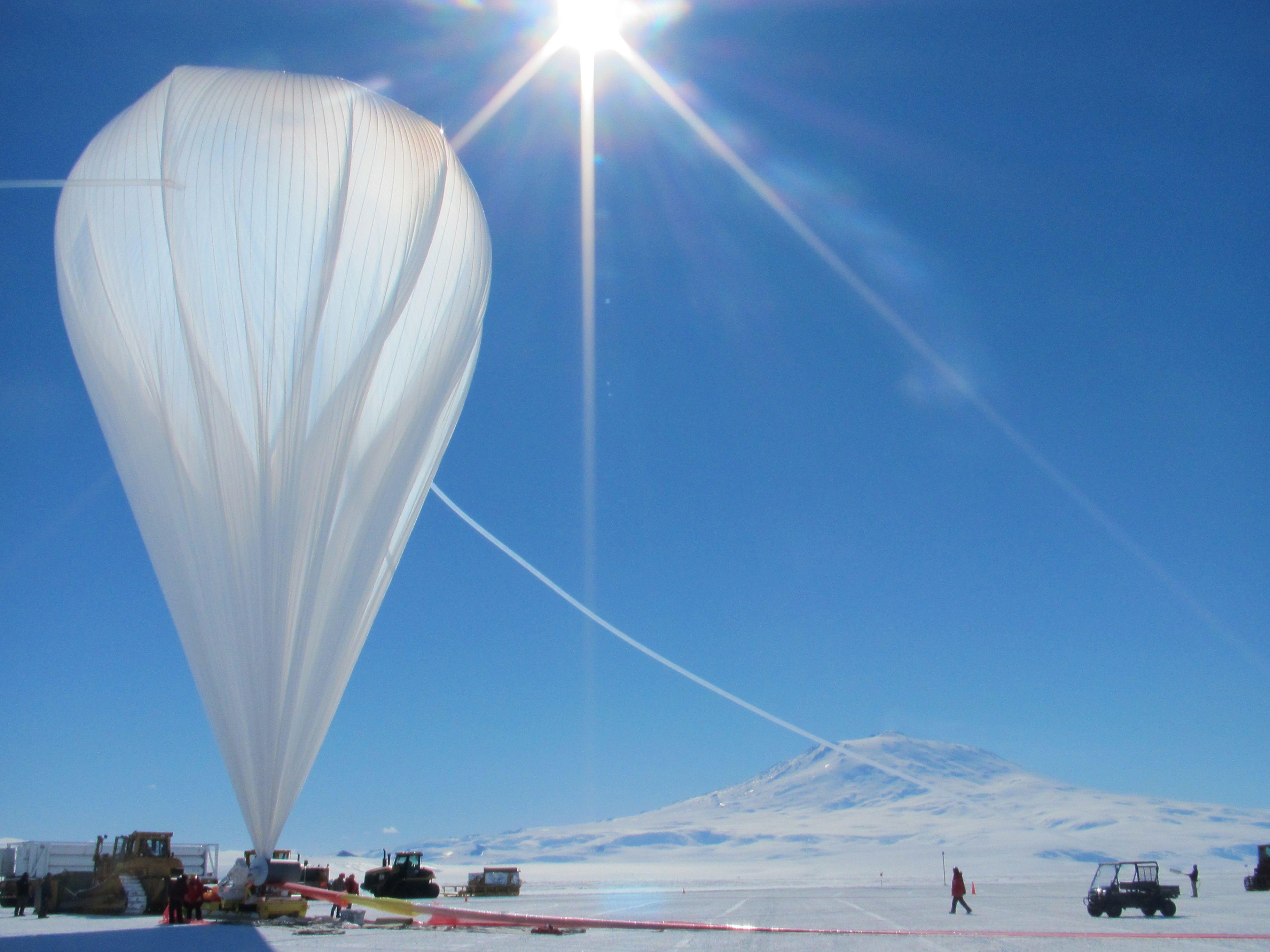 Weather Balloon NASA Weather balloon, Space flight
